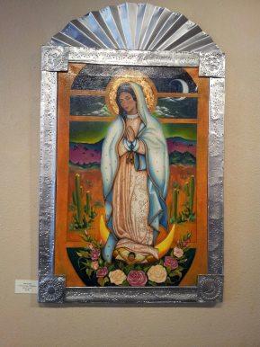 Our Lady by Corrine Armijo-Villalpando